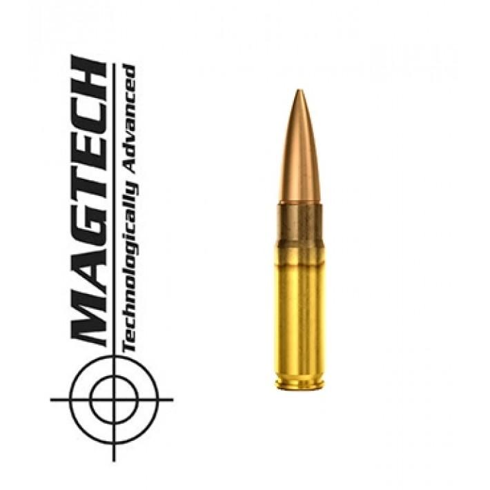 Cartuchos CBC Magtech First Defense .300 Blackout 115 grains OTM - 50 unidades