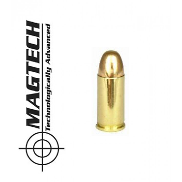 Cartuchos CBC Magtech FMJ .32 ACP 71 grains