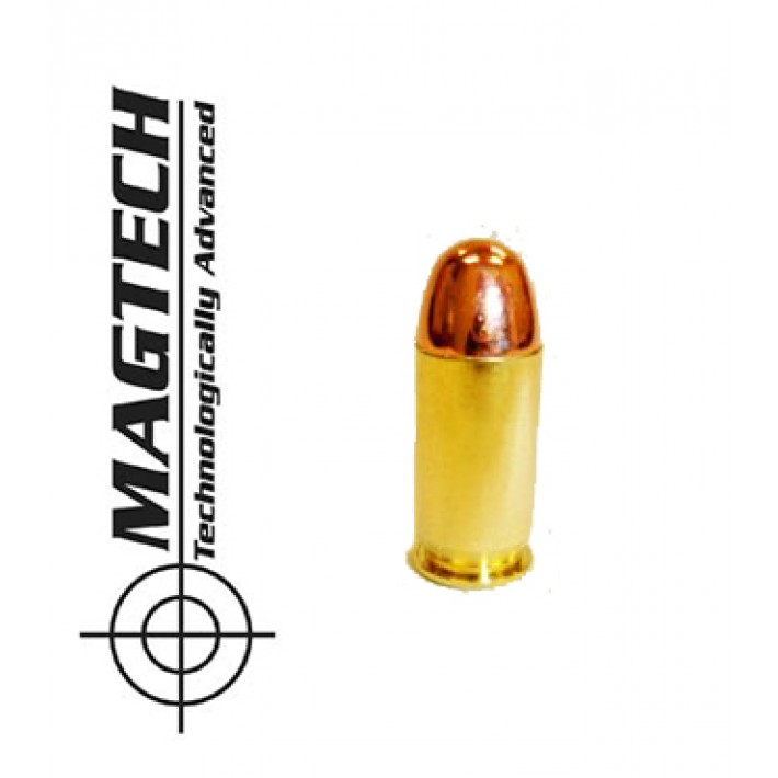Cartuchos CBC Magtech FMJ .45 ACP 230 grains