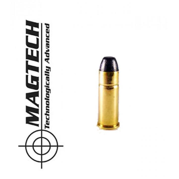 Cartuchos CBC Magtech LFN .44-40 Winchester 200 grains