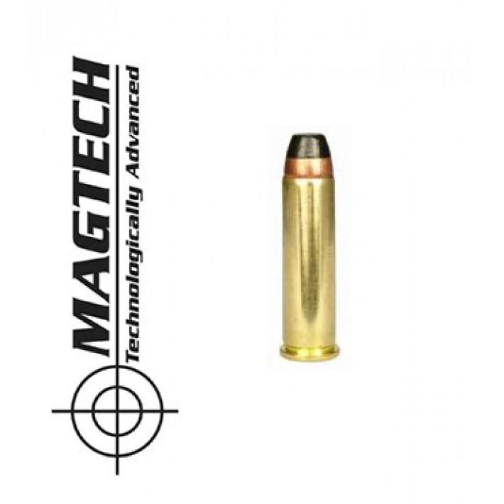 Cartuchos CBC Magtech .357 Magnum 158 grains SJSP
