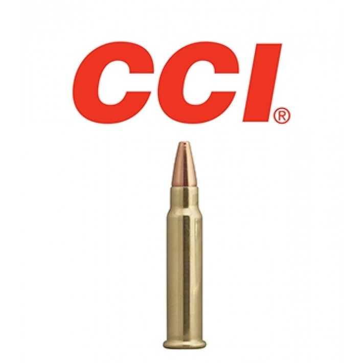 Cartuchos CCI Small Game Gamepoint .17 HMR 20 grains JSP