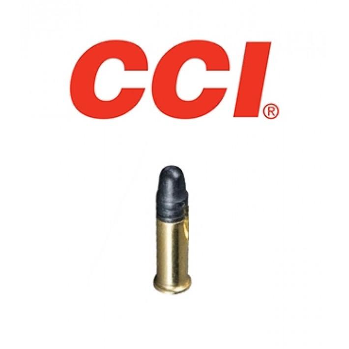 Cartuchos CCI Standard .22 LR 40 grains LRN