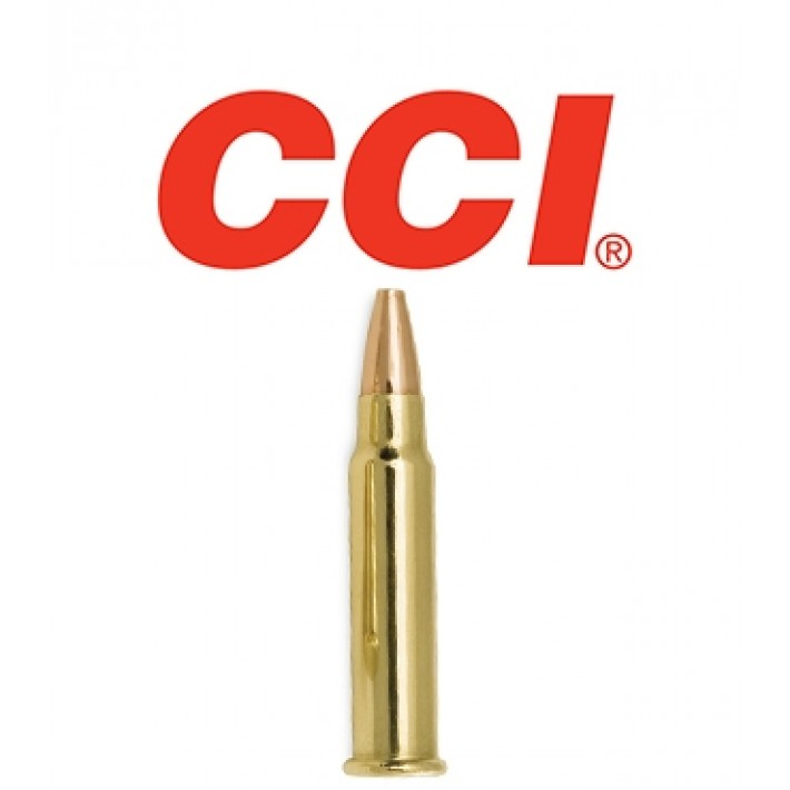 Cartuchos CCI Varmint .17 HMR 20 grains TNT HP