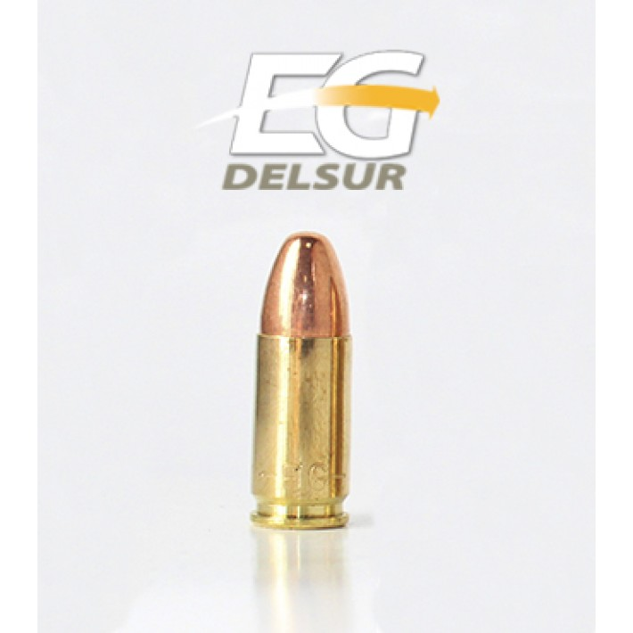 Cartuchos CBC Magtech LRN 9mm Luger 124 grains