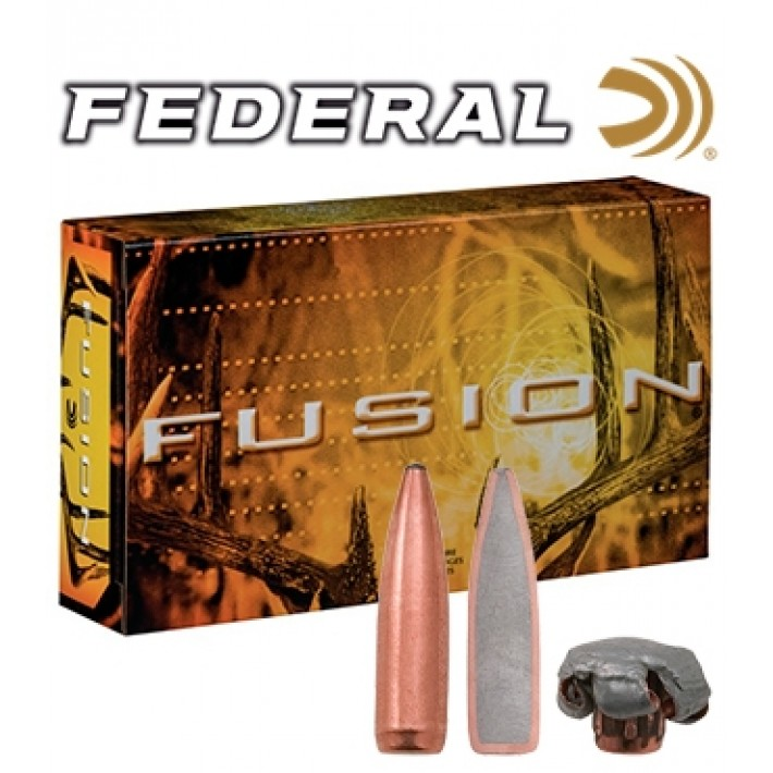 Cartuchos Federal Gold Medal .223 Remington 69 grains HPBT