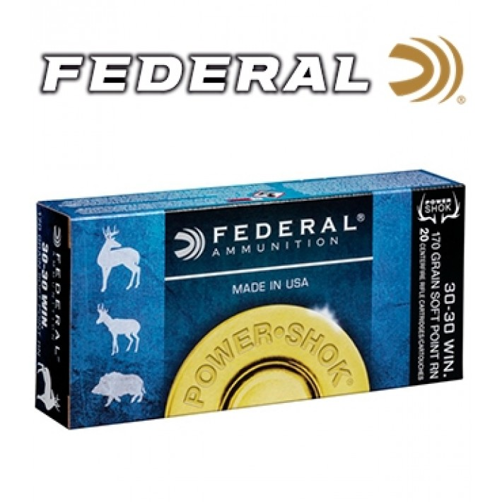 Cartuchos Federal Gold Medal .223 Remington 69 grains HPBT