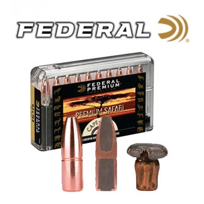 Cartuchos Federal Premium Safari .458 Winchester Magnum 500 grains Swift A-Frame
