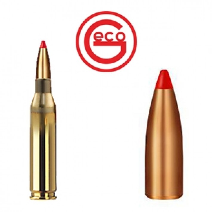 Cartuchos Geco Express .243 Winchester 76 grains Express