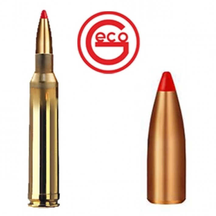 Cartuchos Geco Express 7mm Remington Magnum 155 grains Express