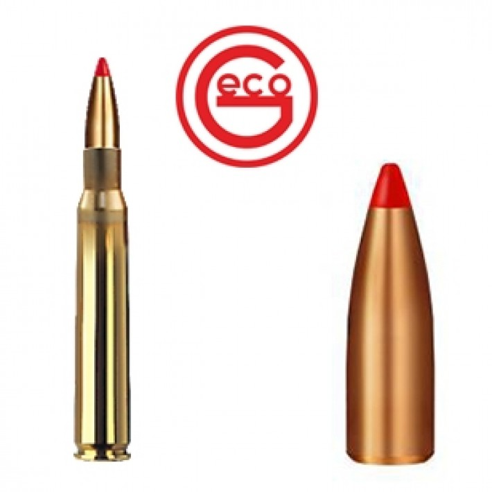 Cartuchos Geco Express 7x64 Brenneke 155 grains Express