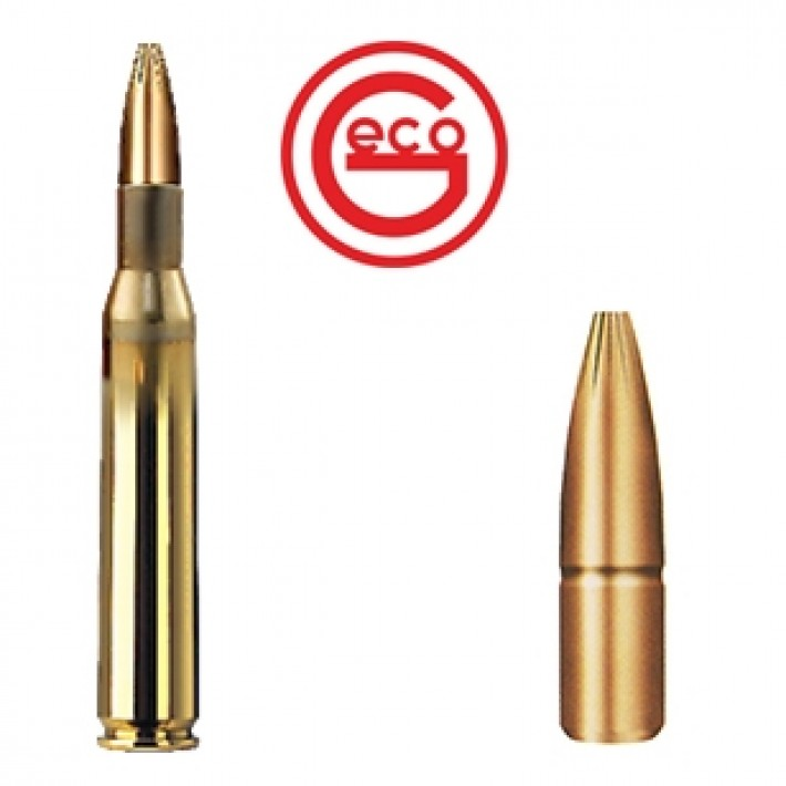 Cartuchos Geco Plus .270 Winchester 150 grains Plus