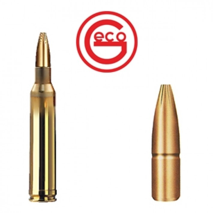 Cartuchos Geco Plus 7mm Remington Magnum 170 grains Plus
