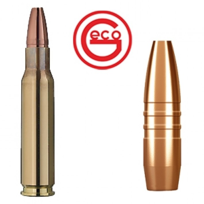 Cartuchos Geco Star .308 Winchester 165 grains Star
