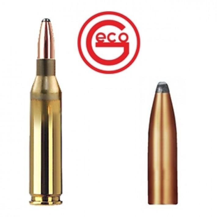 Cartuchos Geco Teilmantel .243 Winchester 105 grains Teilmantel