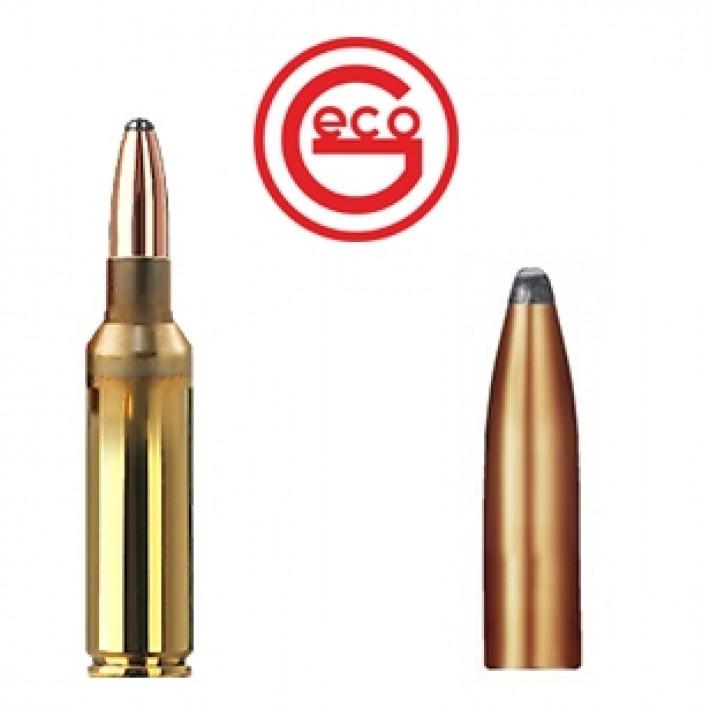 Cartuchos Geco Teilmantel .270 WSM (Winchester Short Magnum) 140 grains Teilmantel