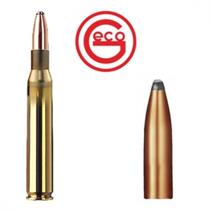 Cartuchos Geco Teilmantel .280 Remington 165 grains Teilmantel