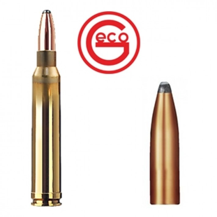 Cartuchos Geco Teilmantel .300 Winchester Magnum 170 grains Teilmantel