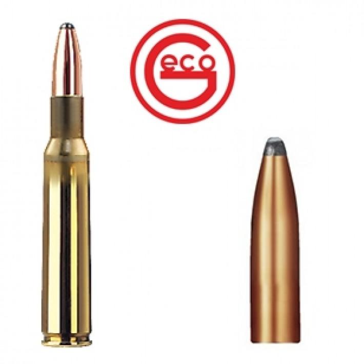 Cartuchos Geco Teilmantel 7x57 Mauser 165 grains Teilmantel