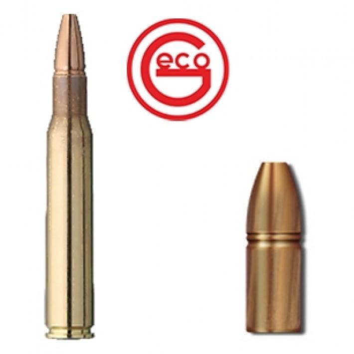 Cartuchos Geco Zero .30-06 Springfield 136 grains Zero