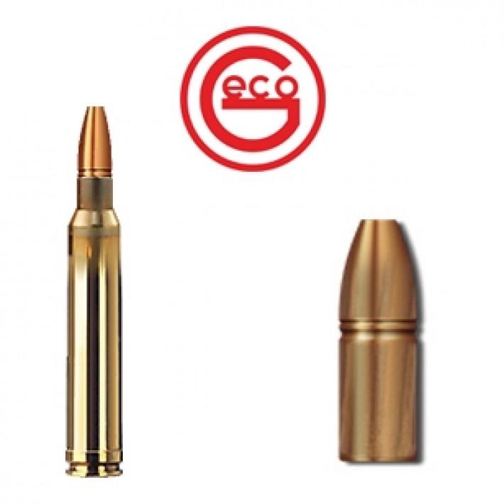 Cartuchos Geco Zero .300 Winchester Magnum 136 grains Zero
