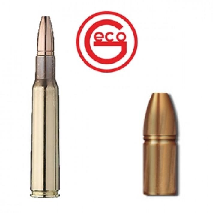 Cartuchos Geco Zero 7x57 Mauser 127 grains Zero