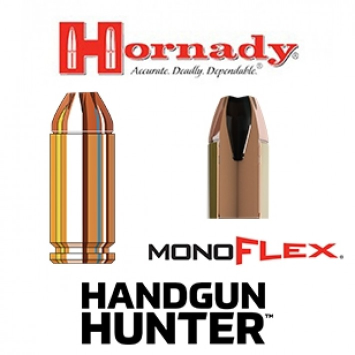 Cartuchos Hornady LeverEvolution .44 Remington Magnum 225 grains FTX