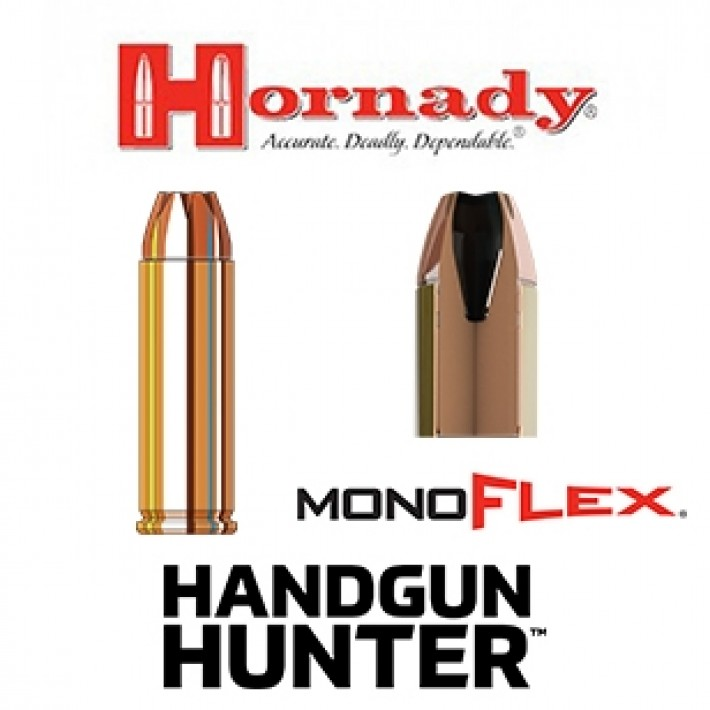 Cartuchos Hornady LeverEvolution .44 Remington Magnum 225 grains FTX