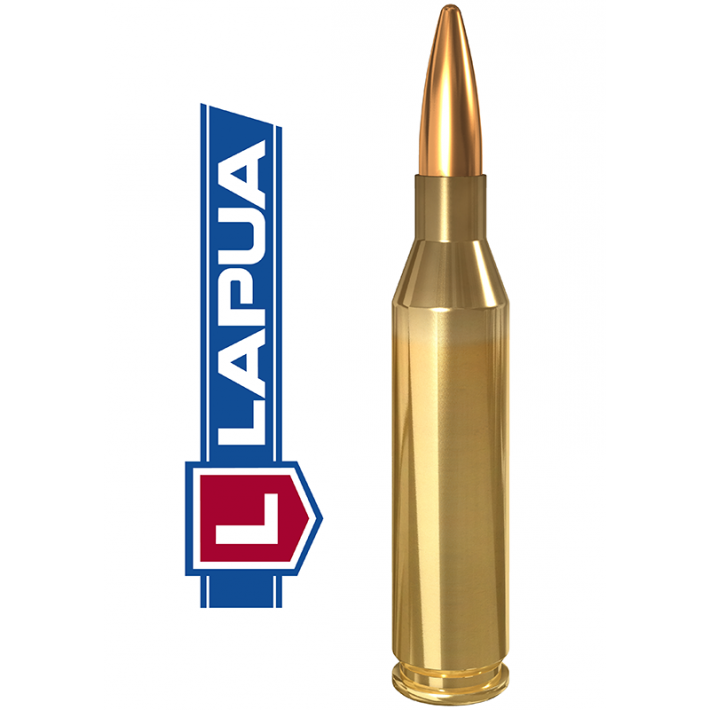 Cartuchos Lapua Full Metal Jacket .243 Winchester 90 grains