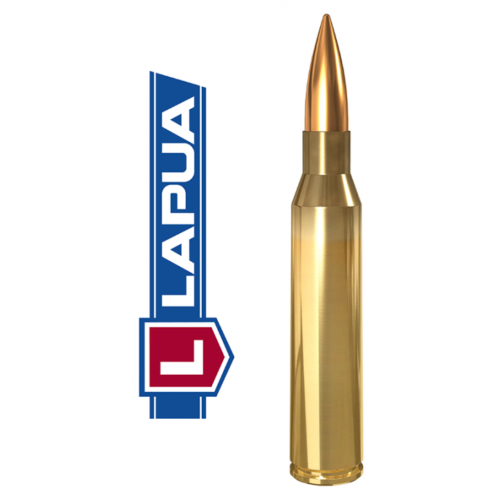 Cartuchos Lapua Lock Base .338 Lapua Magnum 250 grains