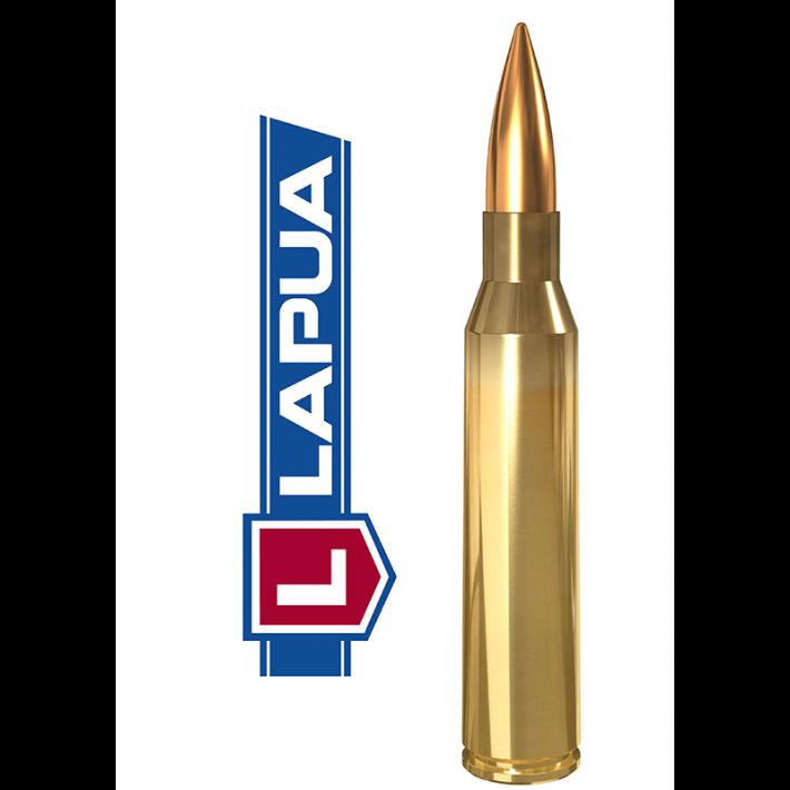 Cartuchos Lapua Scenar .338 Lapua Magnum 250 grains