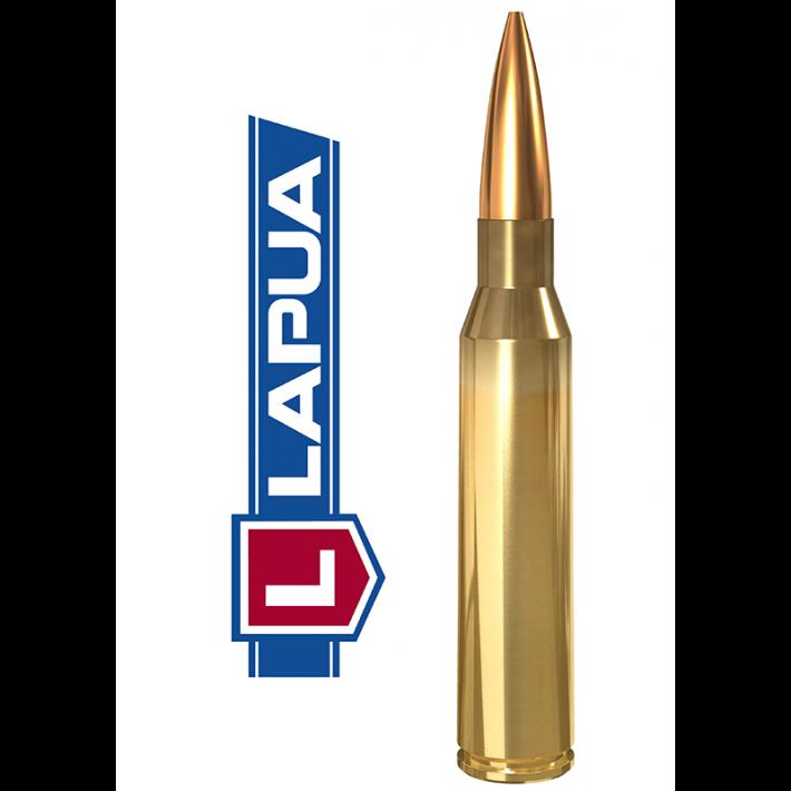 Cartuchos Lapua Scenar .338 Lapua Magnum 300 grains