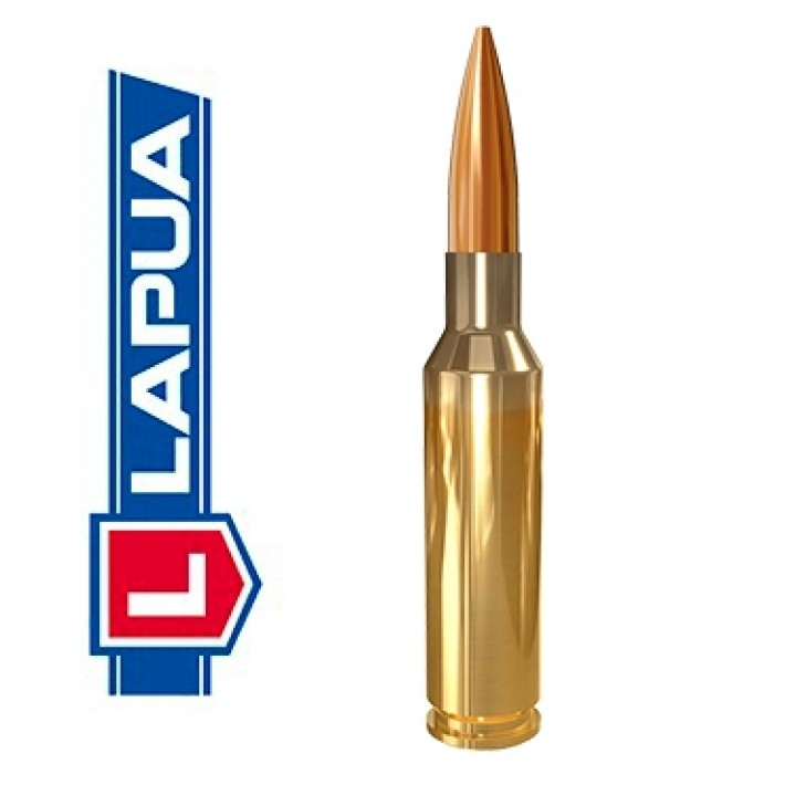 Cartuchos Lapua Scenar 6.5 Creedmoor 123 grains