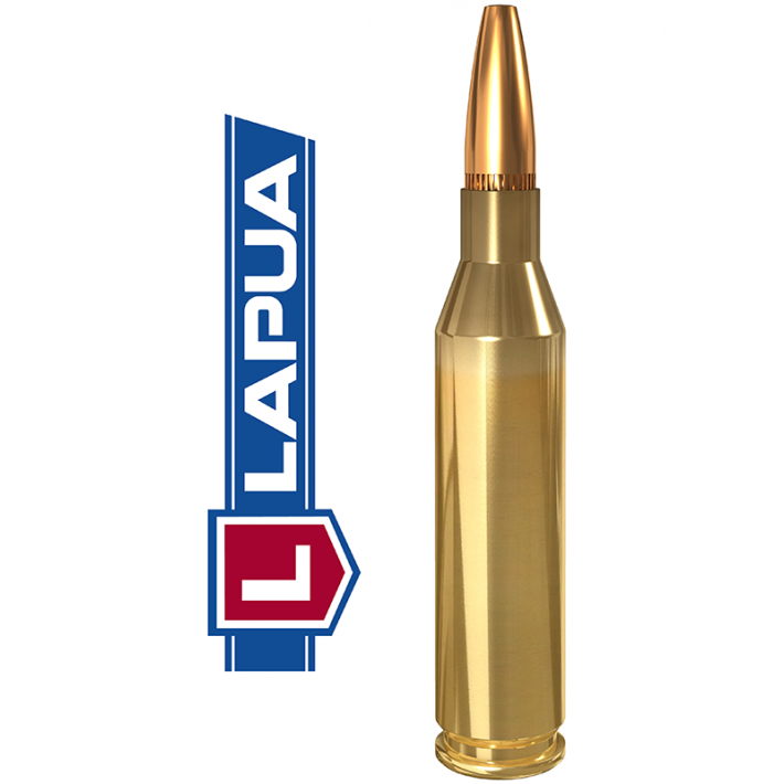 Cartuchos Lapua Soft Point .243 Winchester 100 grains