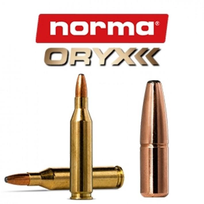 Cartuchos Norma .243 Winchester 100 grains Oryx