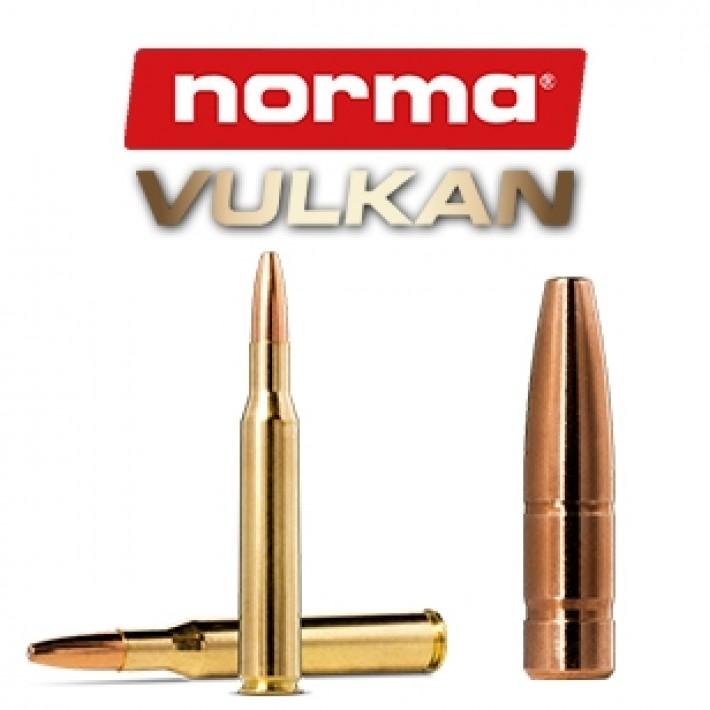 Cartuchos Norma .270 Winchester 156 grains Vulkan