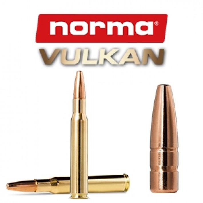 Cartuchos Norma .30-06 Springfield 180 grains Vulkan