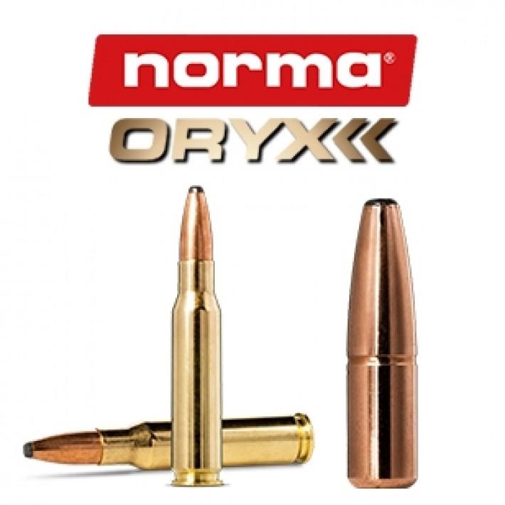 Cartuchos Norma .308 Winchester 180 grains Oryx