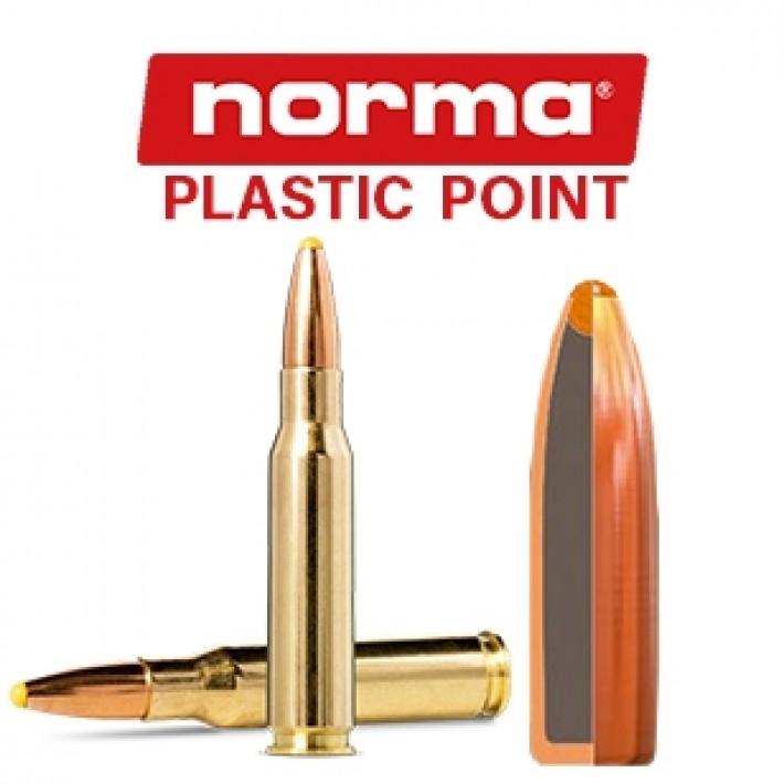 Cartuchos Norma .308 Winchester 180 grains Plastic Point
