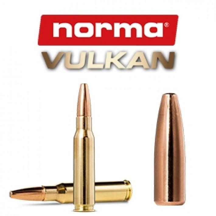 Cartuchos Norma .308 Winchester 180 grains Vulkan