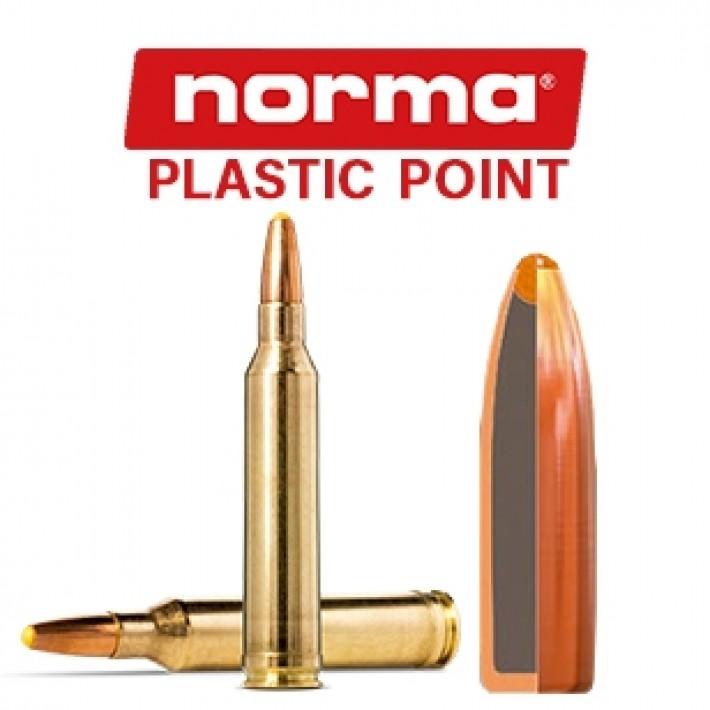 Cartuchos Norma 7mm Remington Magnum 170 grains Plastic Point