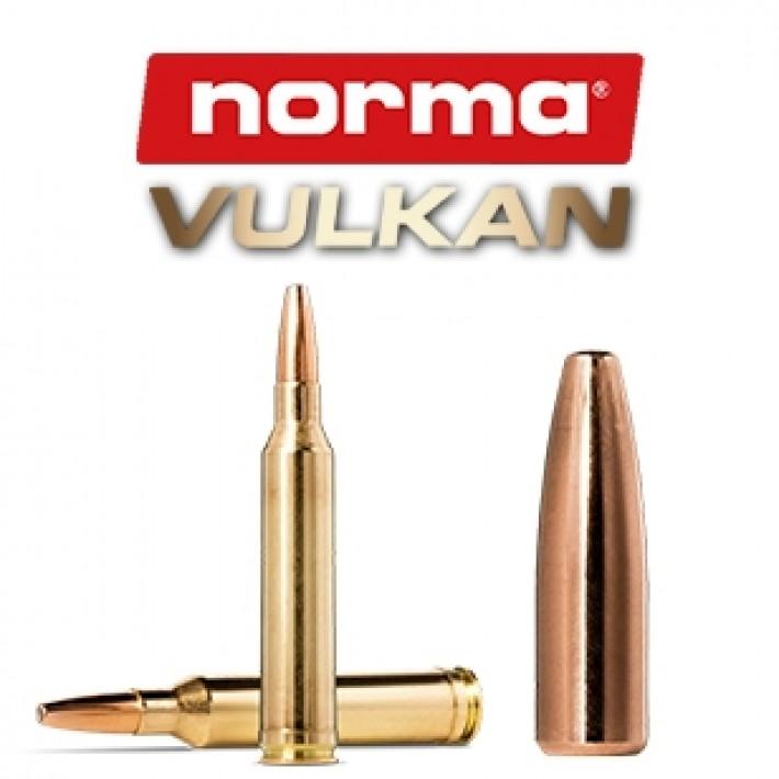 Cartuchos Norma 7mm Remington Magnum 170 grains Vulkan