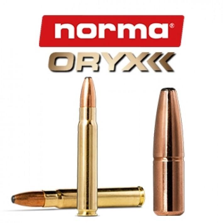 Cartuchos Norma 9.3x62 Mauser 232 grains Oryx