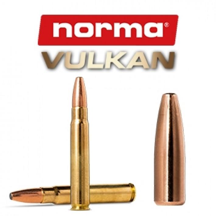 Cartuchos Norma 9.3x62 Mauser 232 grains Vulkan