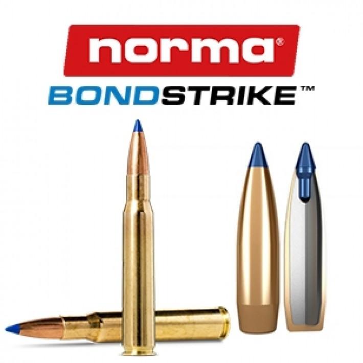 Cartuchos Norma Bondstrike Extreme .30-06 Springfield - 180 grains