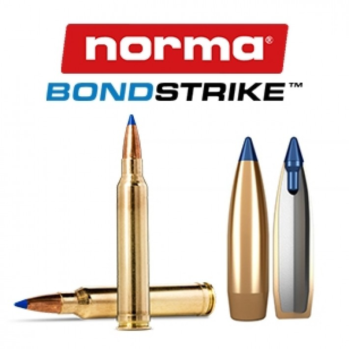 Cartuchos Norma Bonstrike Extreme .300 Winchester Magnum - 180 grains