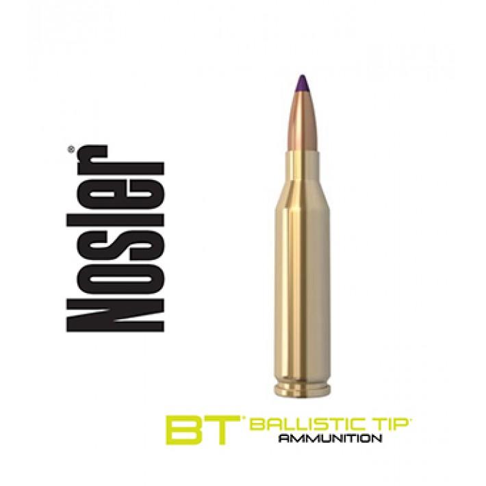 Cartuchos Nosler Ballistic Tip .243 Winchester 90 grains Ballistic Tip