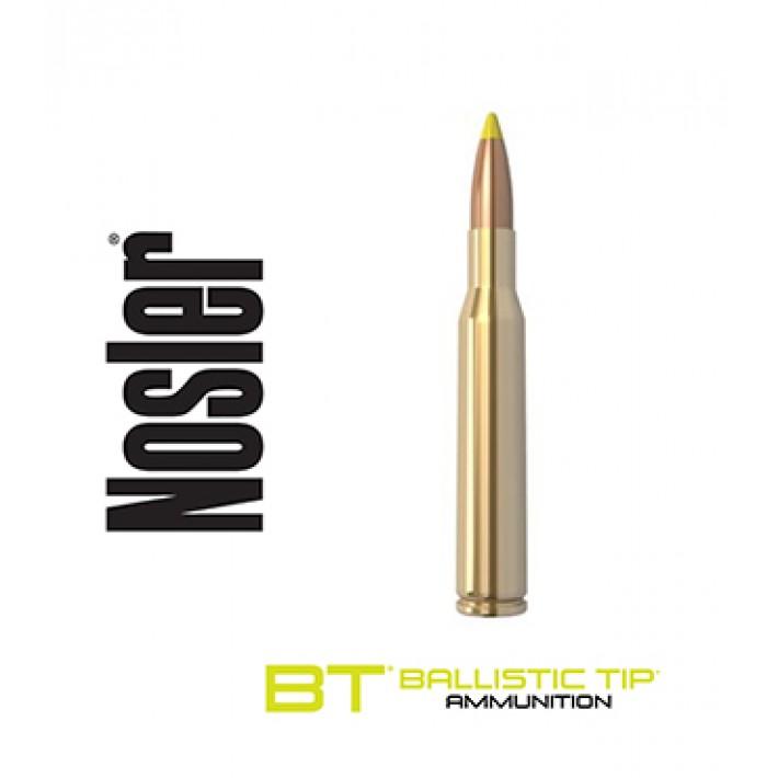 Cartuchos Nosler Ballistic Tip .270 Winchester 140 grains Ballistic Tip