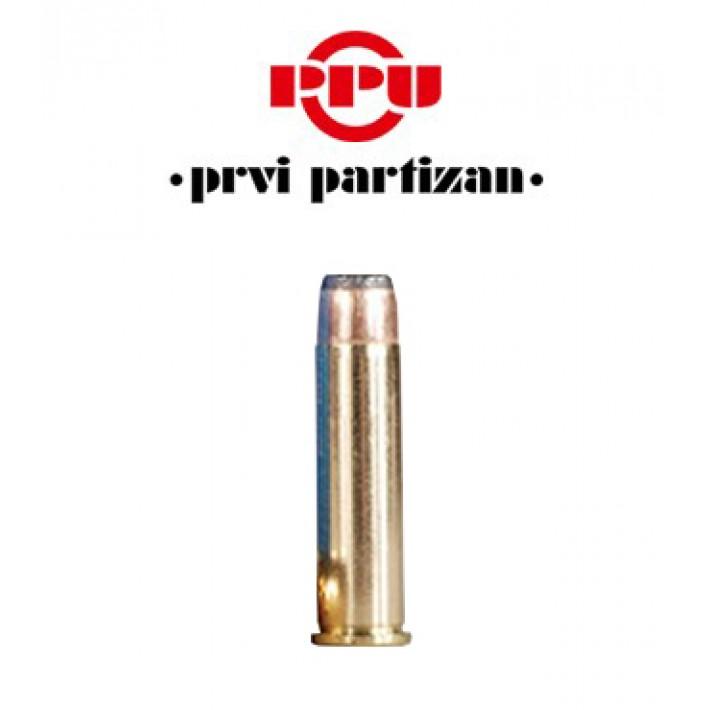 Cartuchos Prvi Partizan .357 Magnum 158 grains SJFP