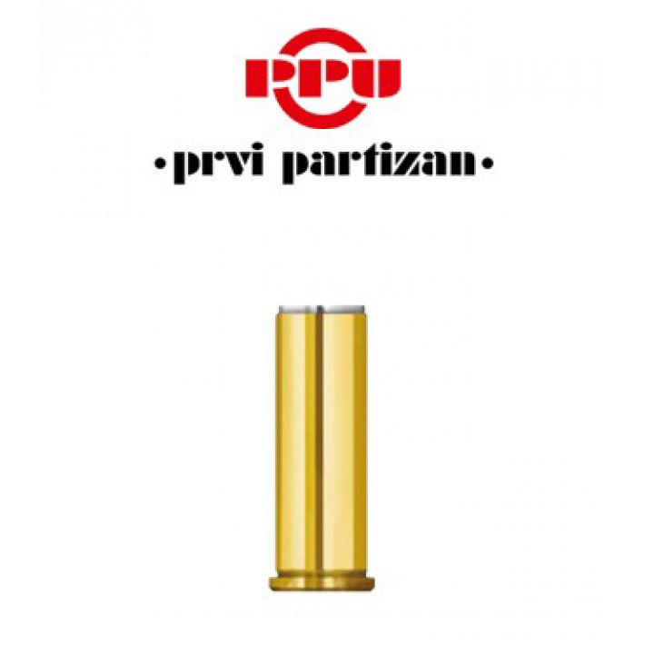 Cartuchos Prvi Partizan .38 Special 148 grains WC